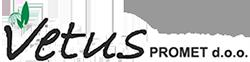 Vetus promet logo
